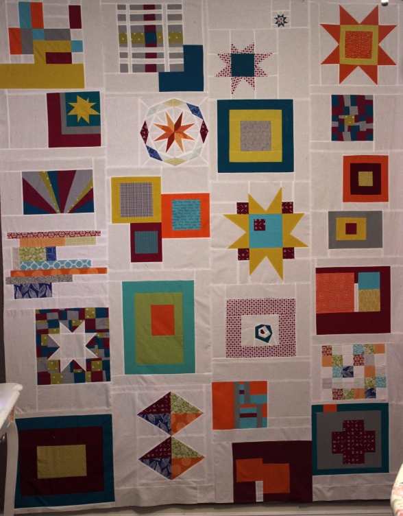 QuiltCon Charity Final