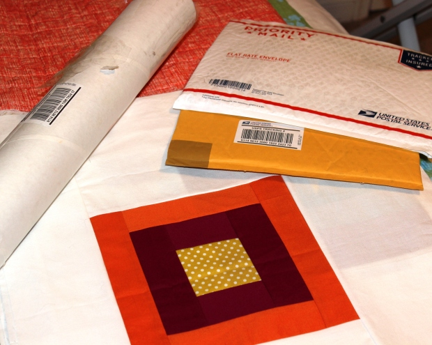 QuiltCon mail
