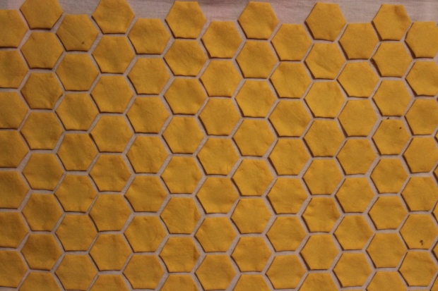 Yellow Hexies