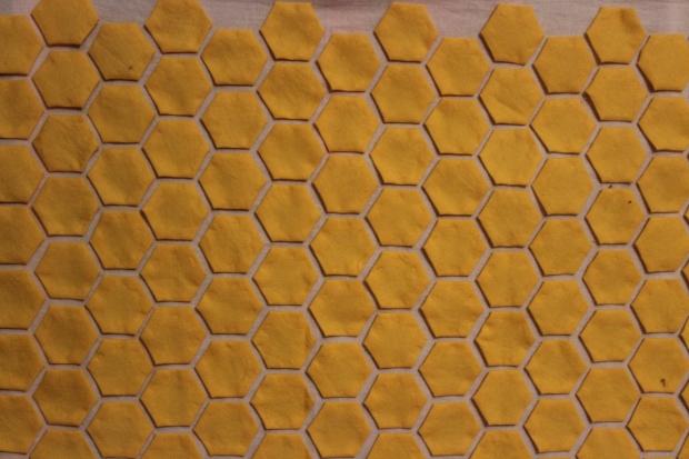 Yellow Hexies