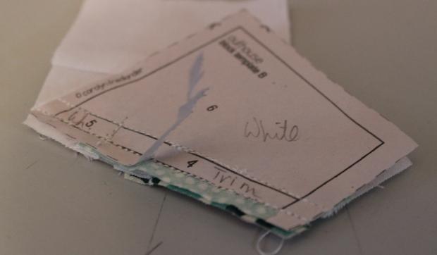 remove seam paper
