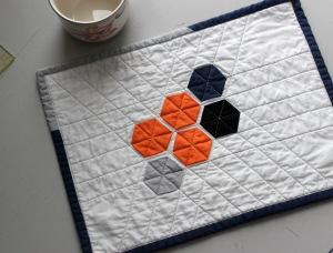 Hexagon Applique Tuturial