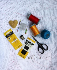 hand sewing essentials