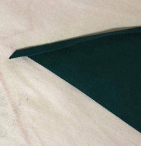 press triangle one quarter inch