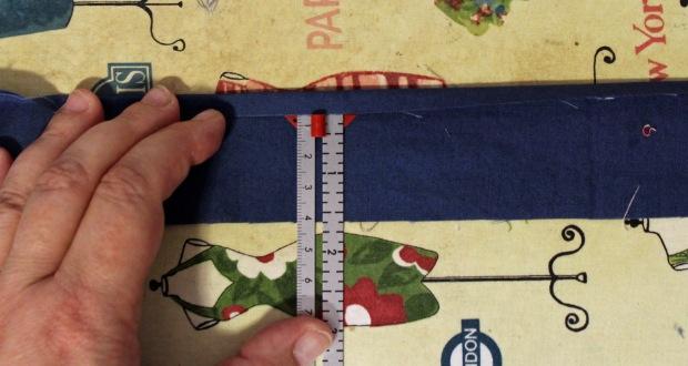 press under one quarter inch