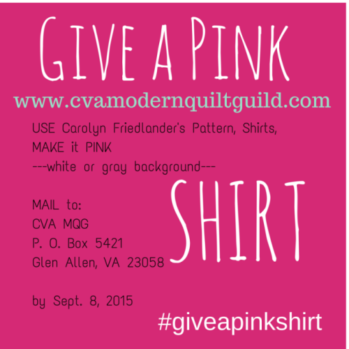 Give a Pink