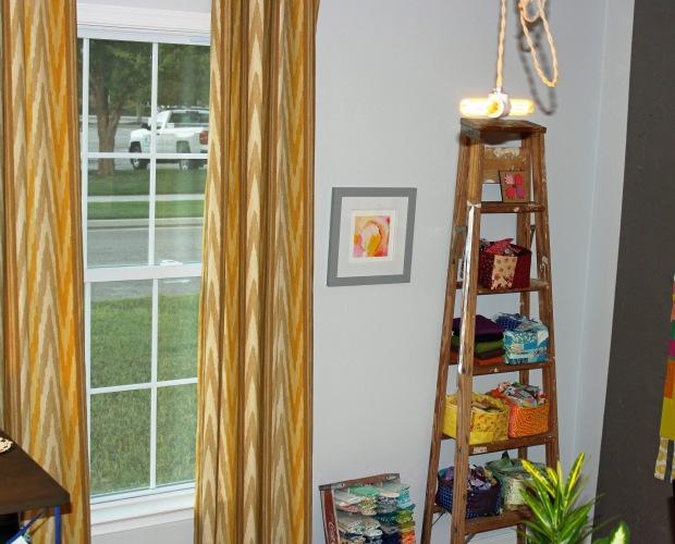 office-sewing-room-basket-ladder